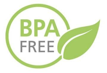 It is BPA-free!